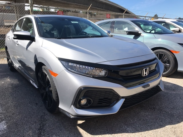 Honda Civic New >> New 2019 Honda Civic Sport Touring With Navigation