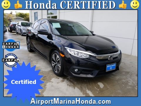 Hondas For Sale By Owner >> 12 Certified Pre Owned Hondas Culver City Airport Marina Honda