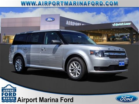 Pre-Owned 2018 Ford Flex SE