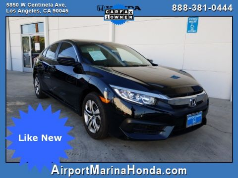 Pre Owned 2018 Honda Civic LX