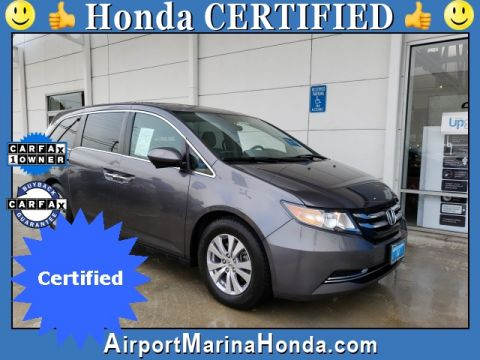 Certified Pre-Owned 2016 Honda Odyssey EX