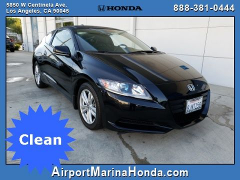 Pre-Owned 2012 Honda CR-Z Base